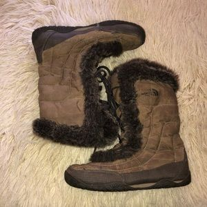 THE NORTH FACE winter boots US women's 7.5